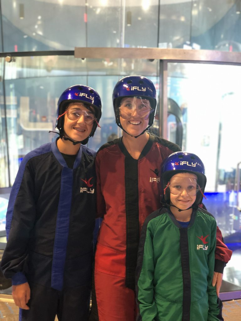 indoor skydiving orlando