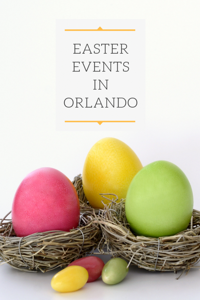 Easter in Orlando