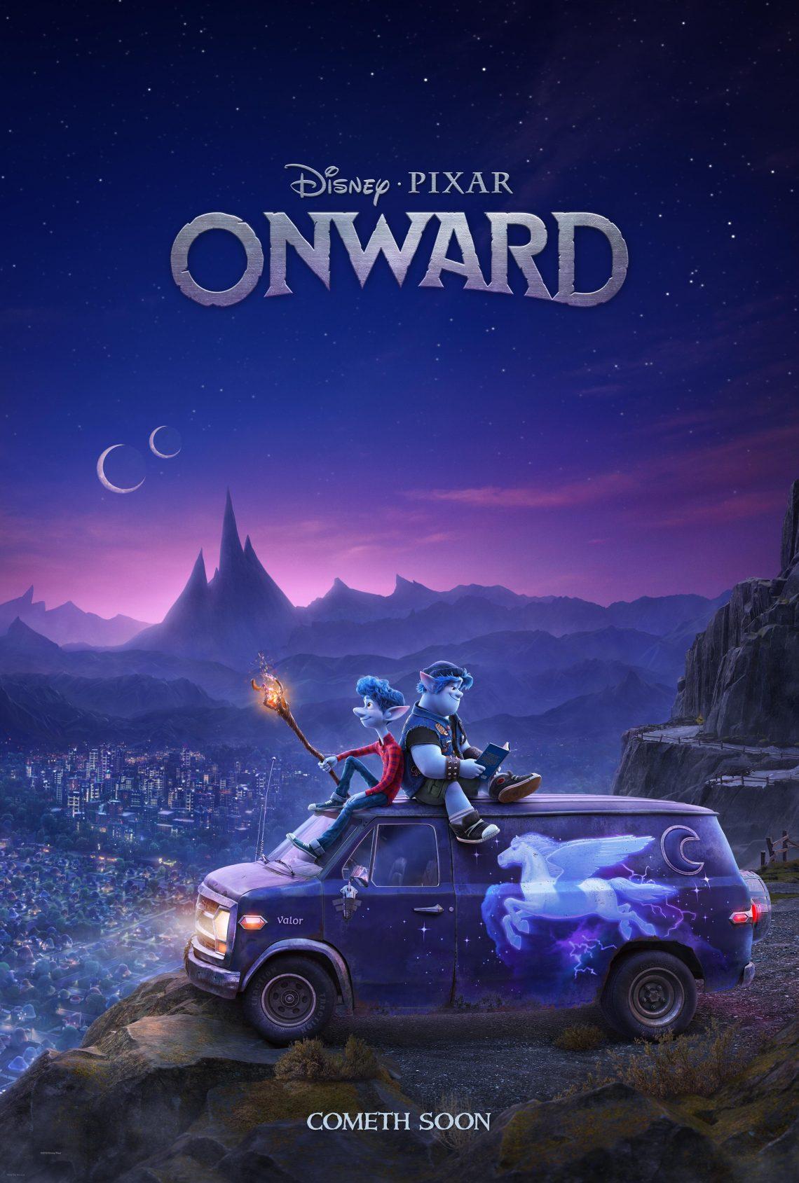 Disney and Pixar's Onward