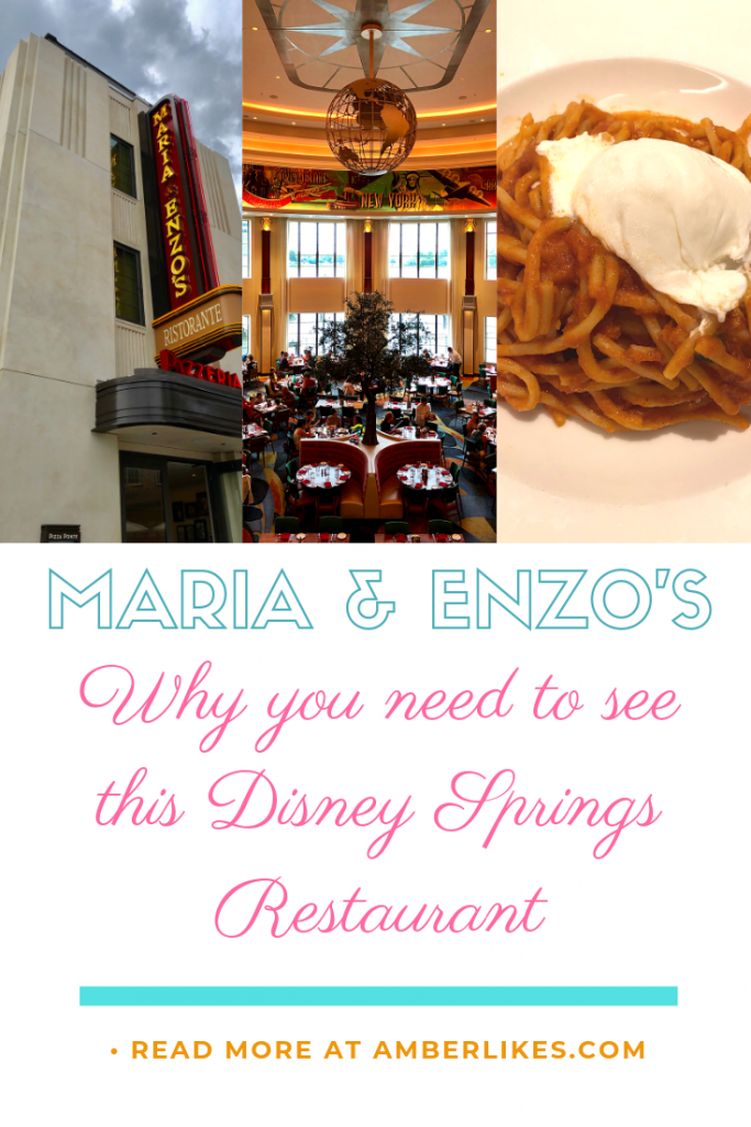 Maria and Enzo's Disney Springs