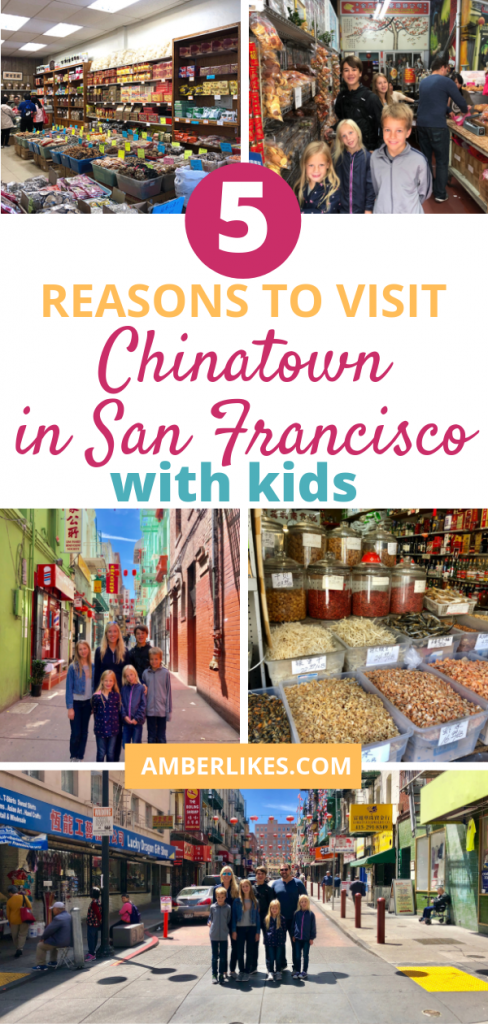 Chinatown with kids