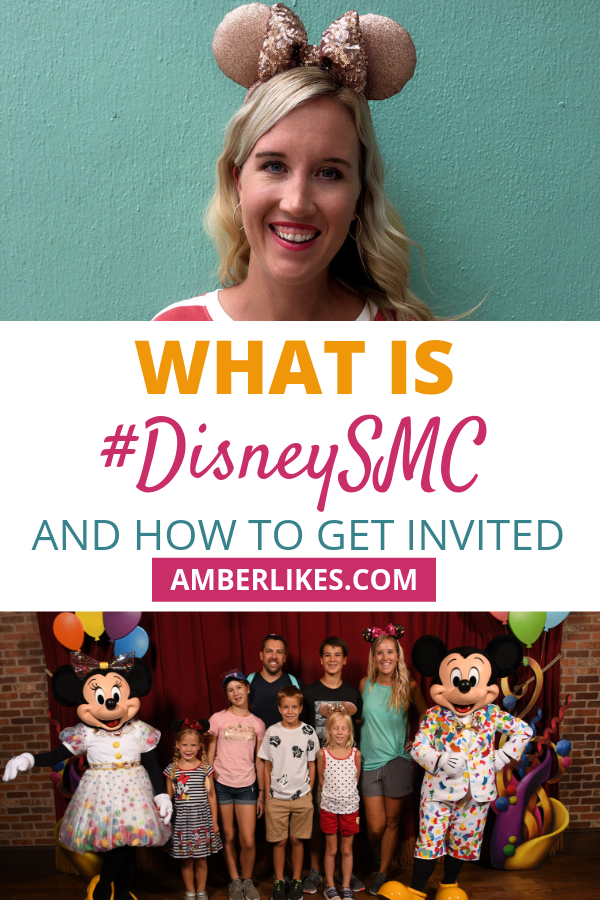 What is #DisneySMC and how can you be invited? All the details on the Disney Social Media Celebration and best social media practices from Orlando lifestyle blogger!