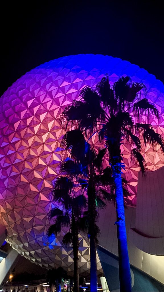 Epcot Orlando | Why you should use a Disney travel agent while planning a Disney vacation! It's FREE!