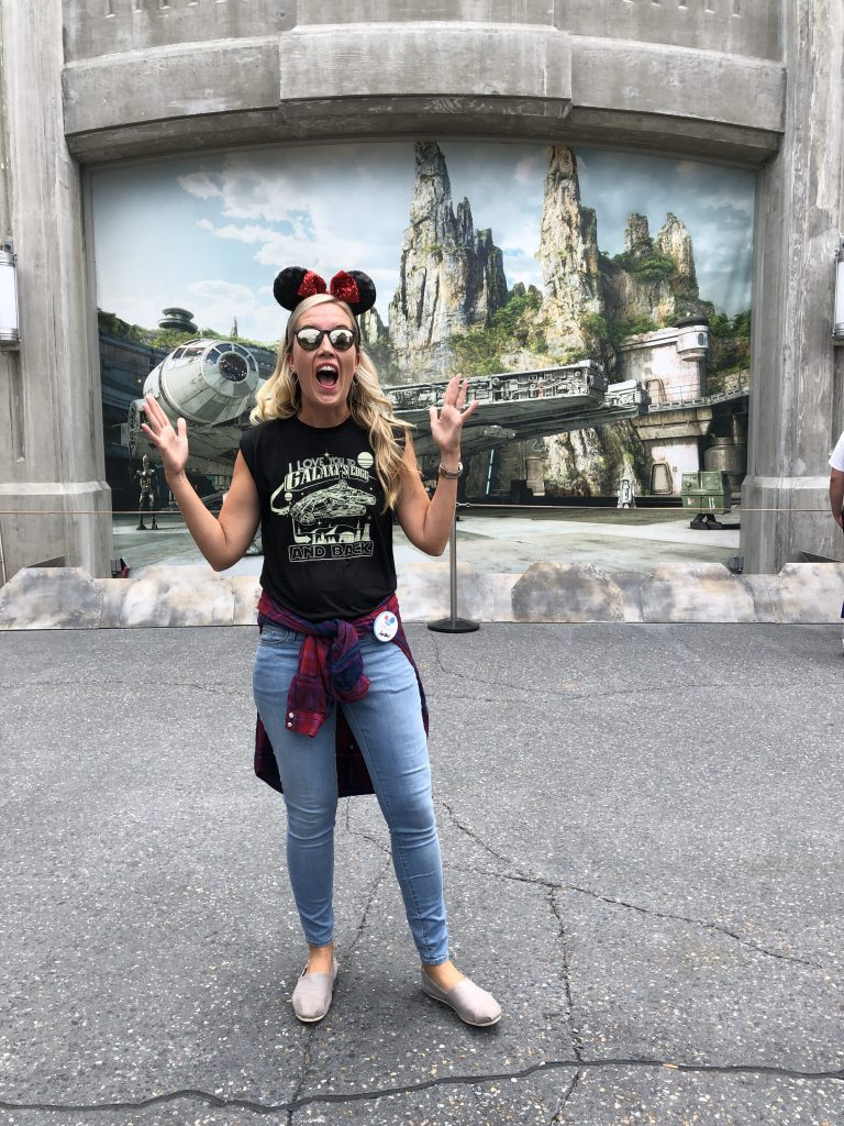 Star Wars Galaxy's Edge Preview