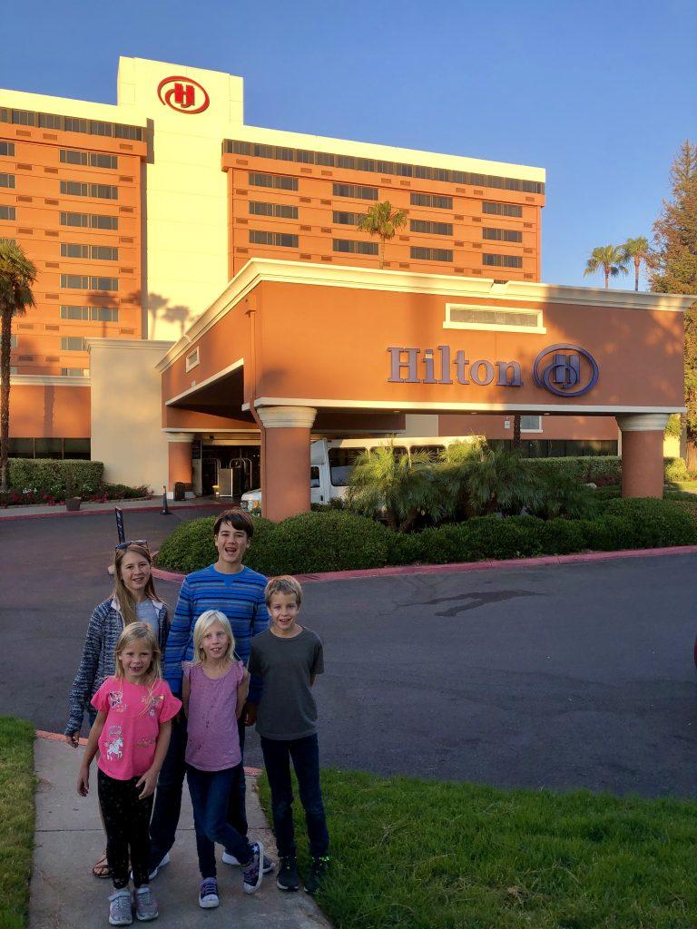 Hilton Concord