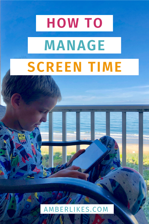 What are some ways to make screen time work for you? There are many ways to make wise choices when it comes to being online, let Amber Likes show you how!