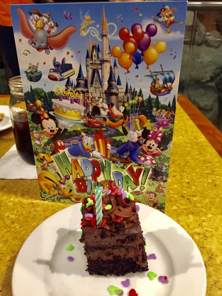 Disney World Birthday Freebies