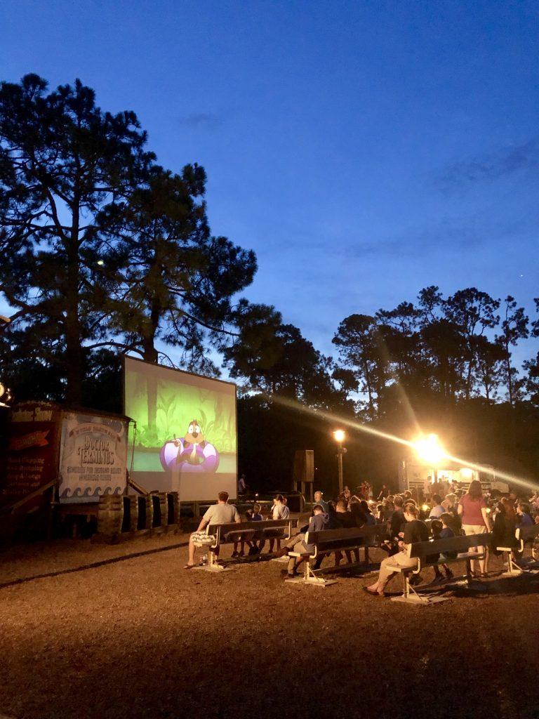 Disney's Fort Wilderness birthday celebrations