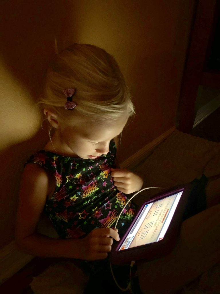 screen time and kids | Orlando Lifestyle Blogger