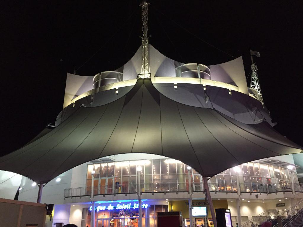 Disney Springs Cirque du Soleil