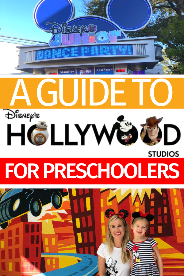 What's new at Hollywood Studios for preschoolers?