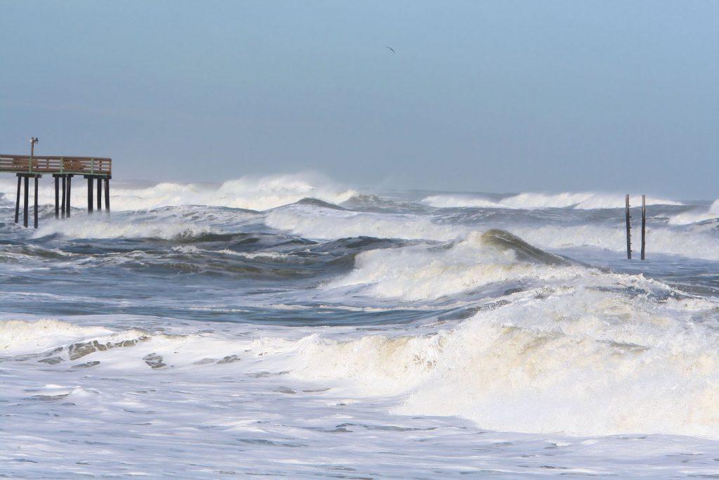 hurricane ocean aftermath