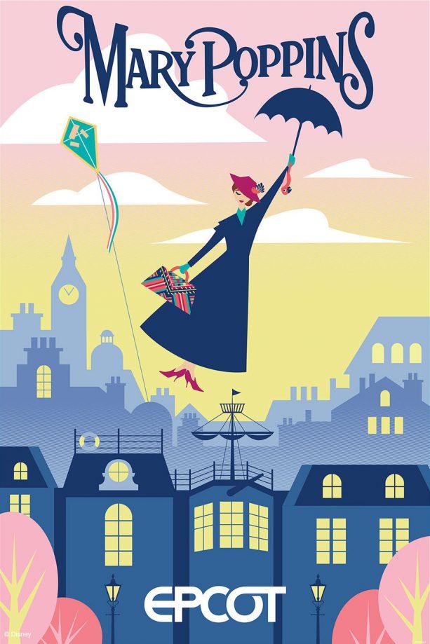 Mary Poppins Experience at Epcot | Disney World