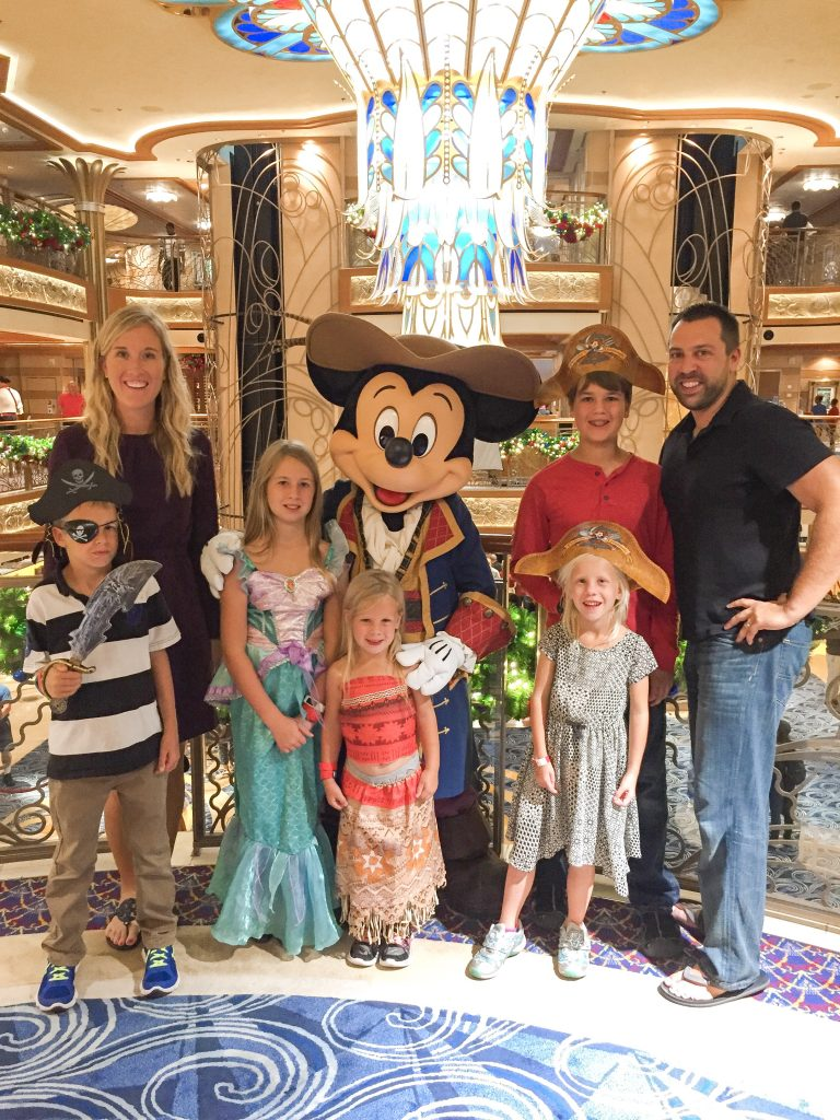 Disney With A Large Family