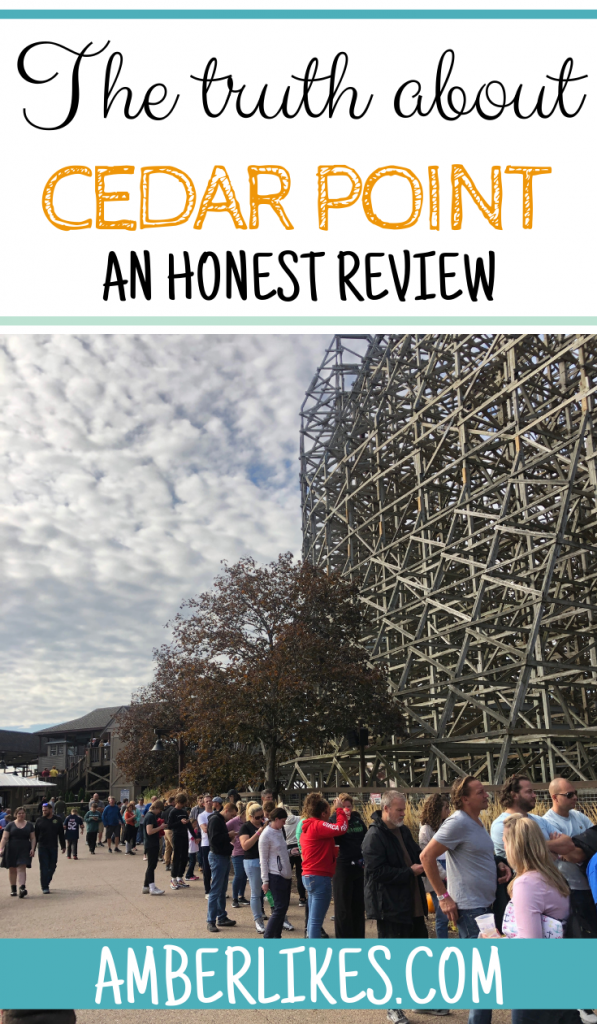 Cedar Point review