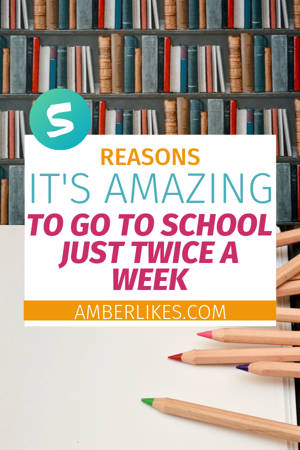 Want to know more about hybride homeschooling? Check out what Orlando lifestyle blogger, Amber Likes has to say and she manages homeschooling.
