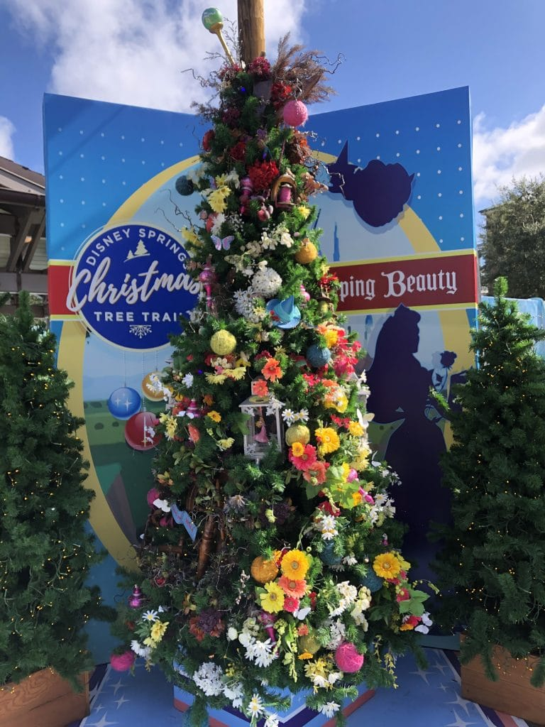 Disney Christmas decorations