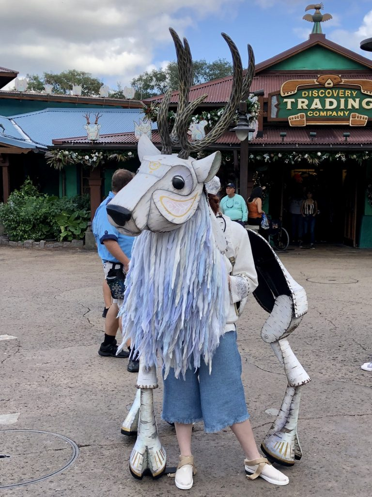 disney holidays animal kingdom