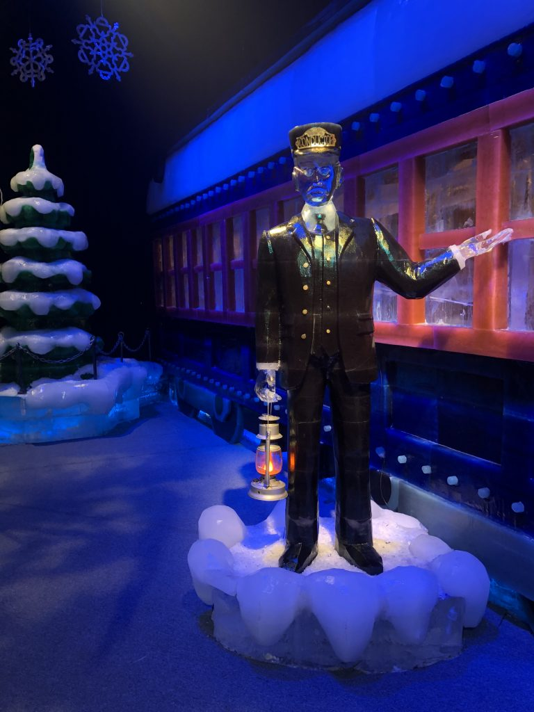 Gaylord Palms ICE Polar Express