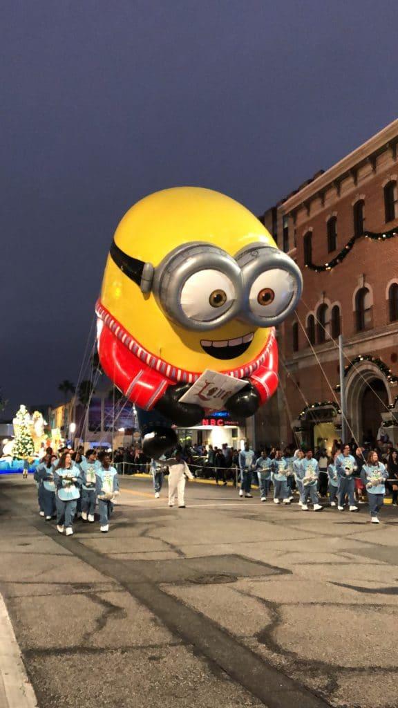 Holidays at Universal Orlando Minions