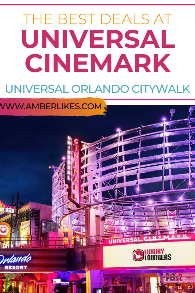Universal Cinemark deals