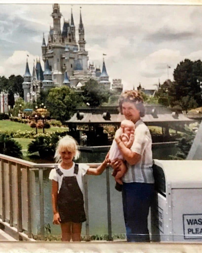 Disney throwback