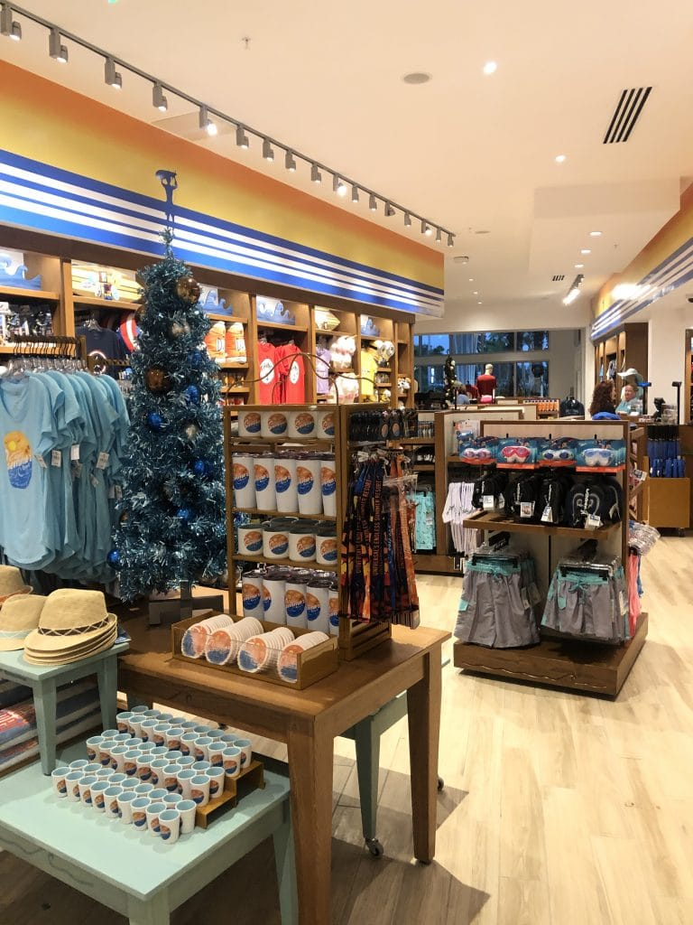 Universal's Endless Summer Resort shop