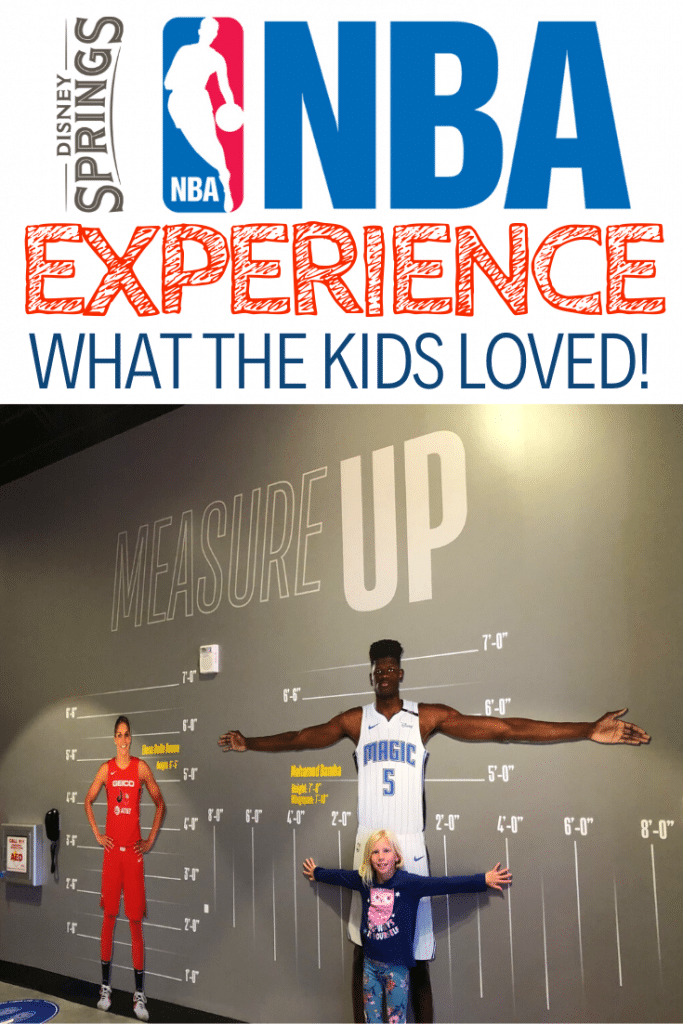 NBA Experience full review