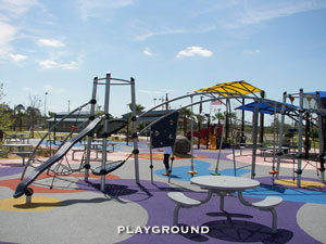 Dr Phillips playground