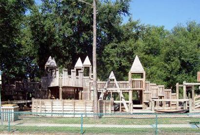 Winter Park castle park