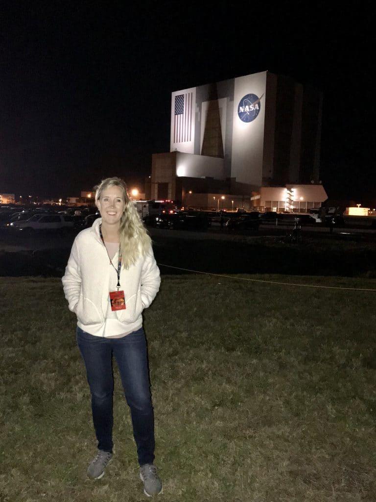 NASA news behind the scenes