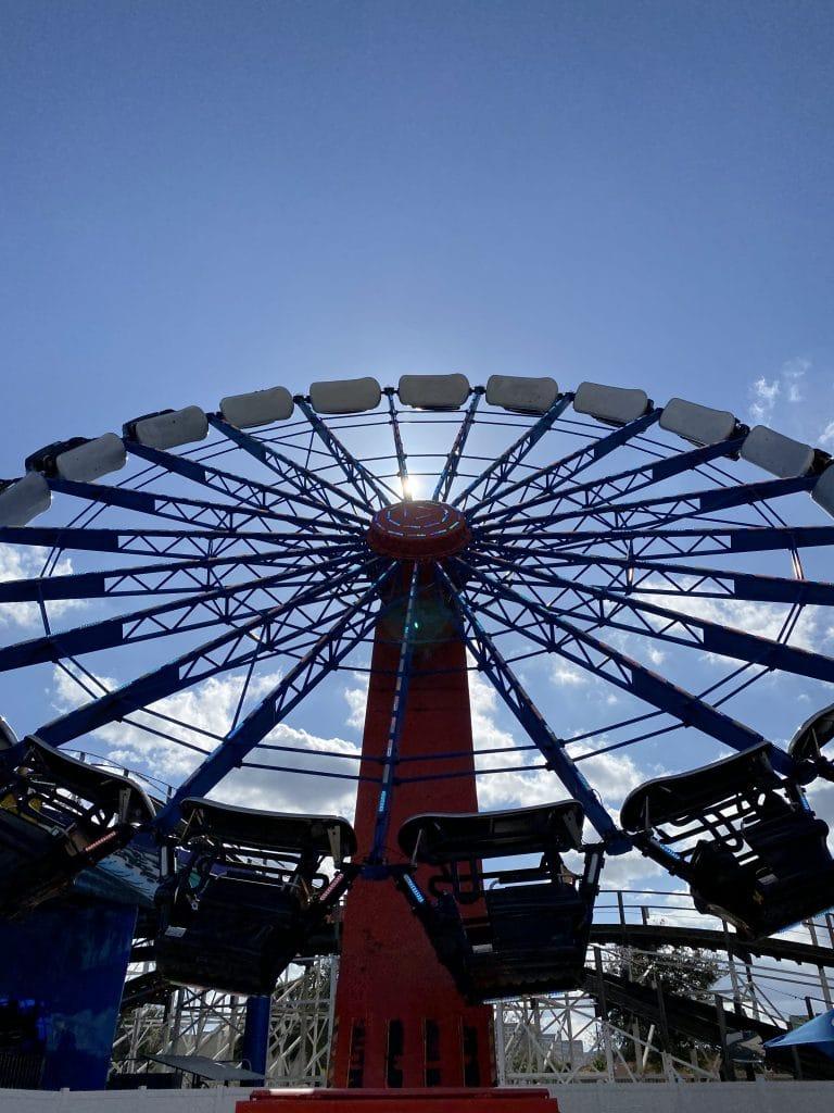 fun spot thrill rides