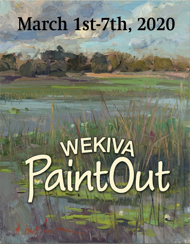 Wekiva paint out