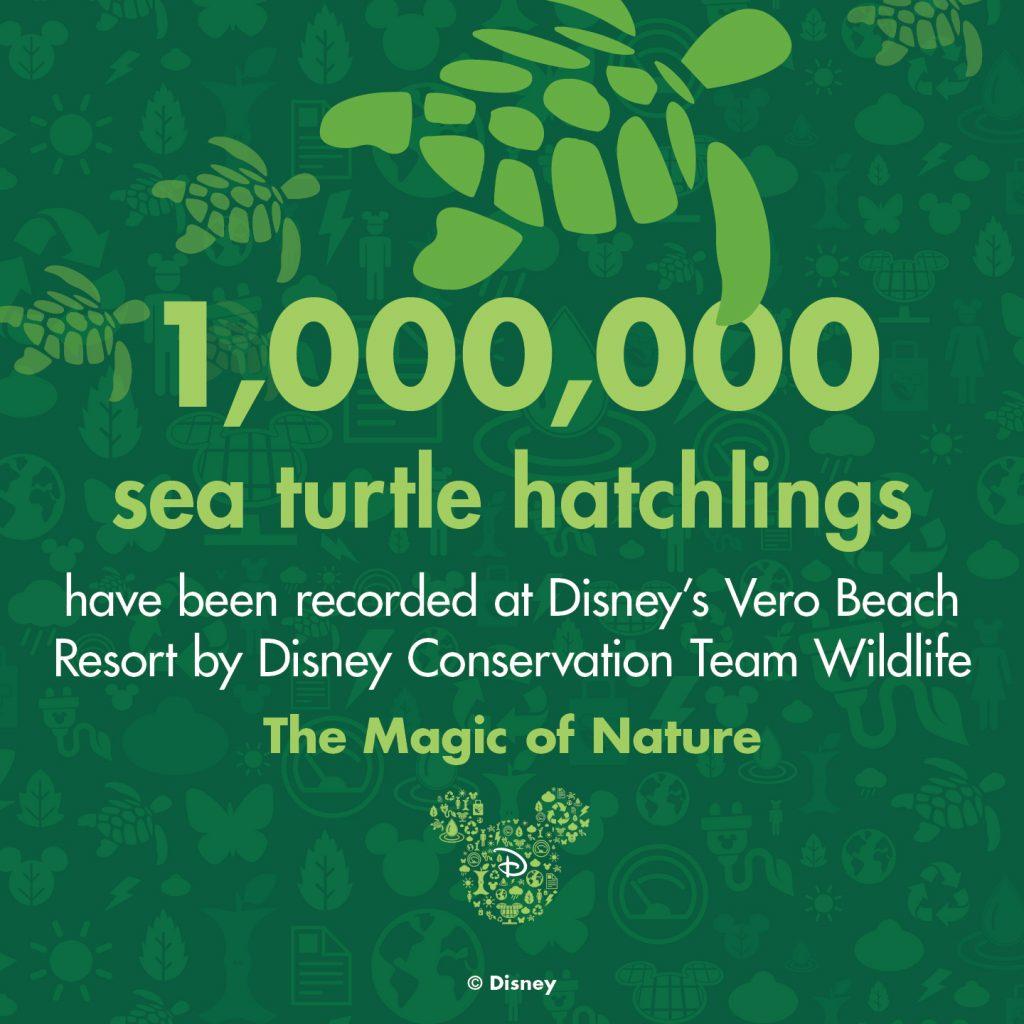 Disney Celebrates Earth Day