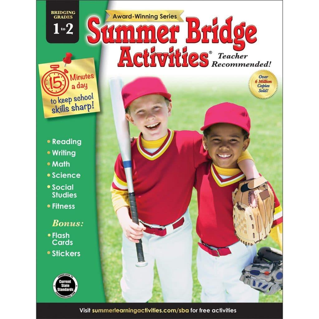 summer homeschool workbook