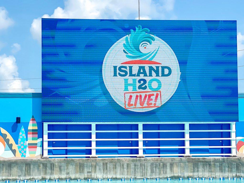 Island H20 Live