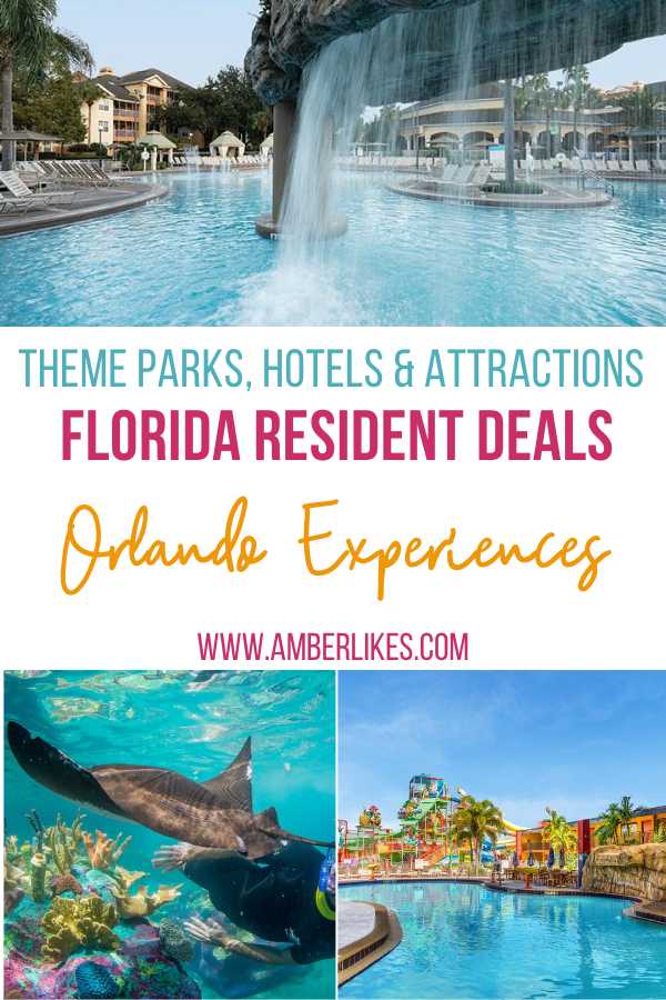 orlando deals for florida residents