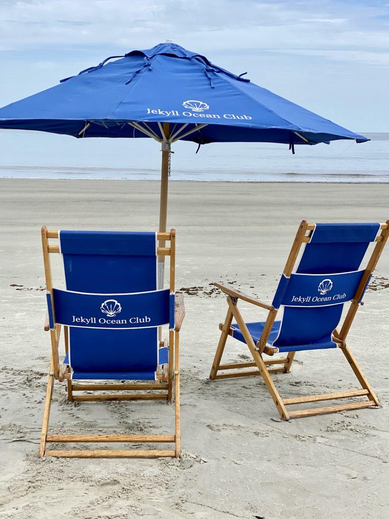Jekyll Ocean Club beach service