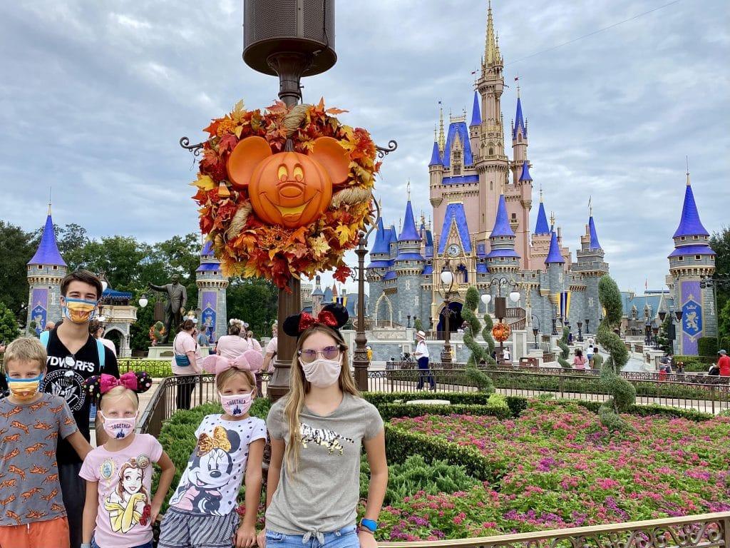 Orlando Halloween events Magic Kingdom