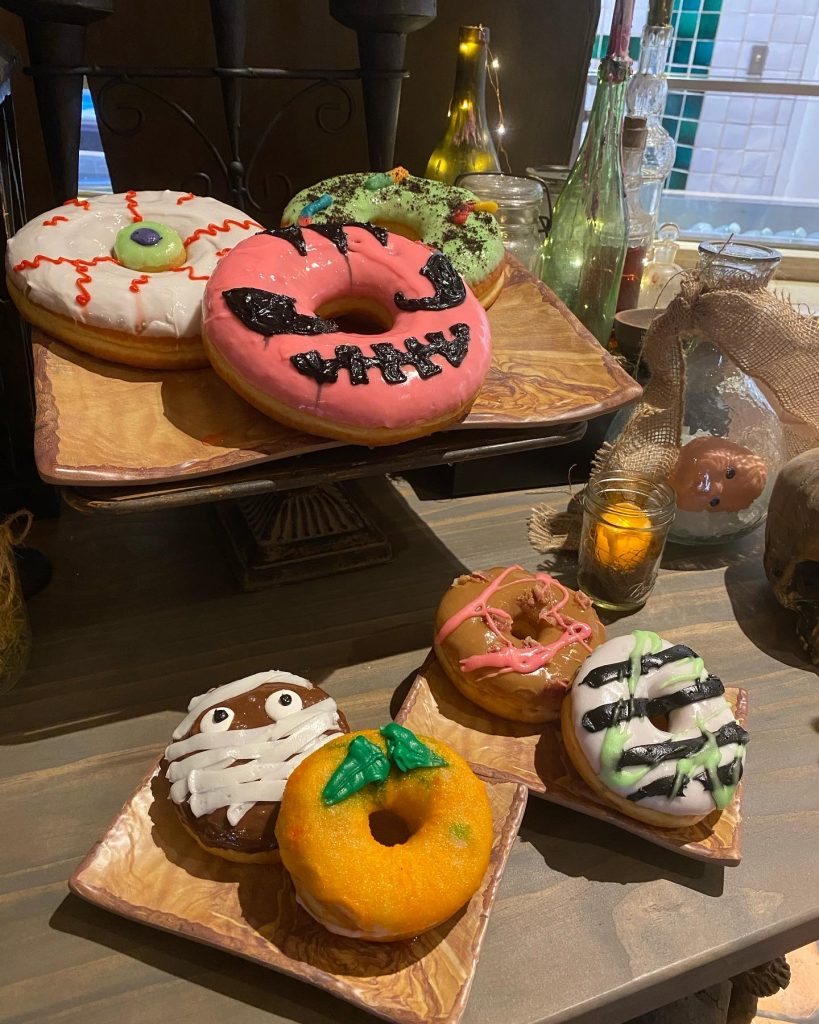 Universal Orlando Halloween food