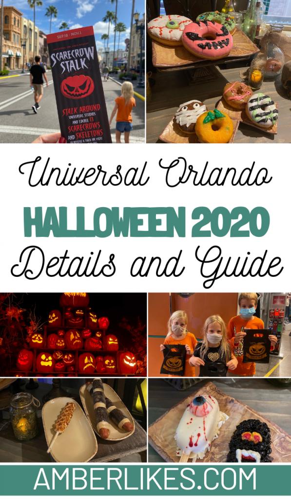 Universal Orlando Halloween