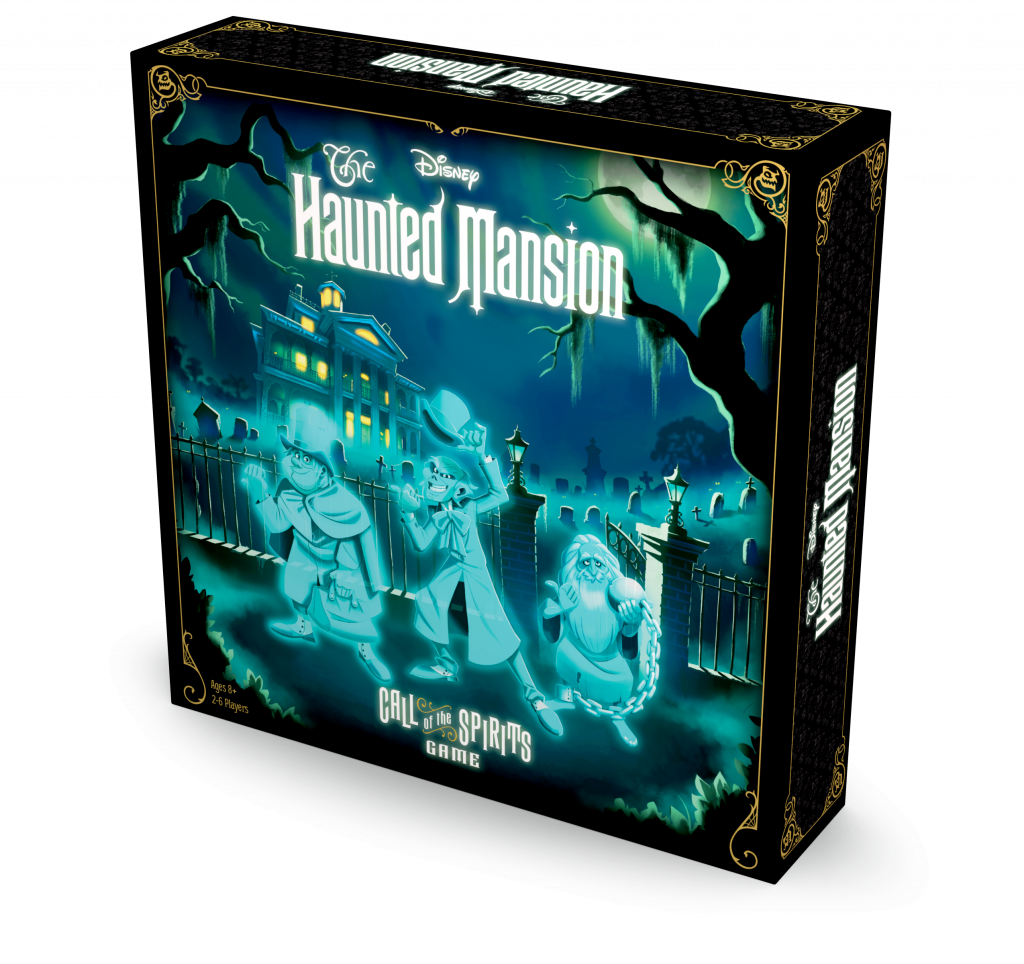 Disney Haunted Mansion game
