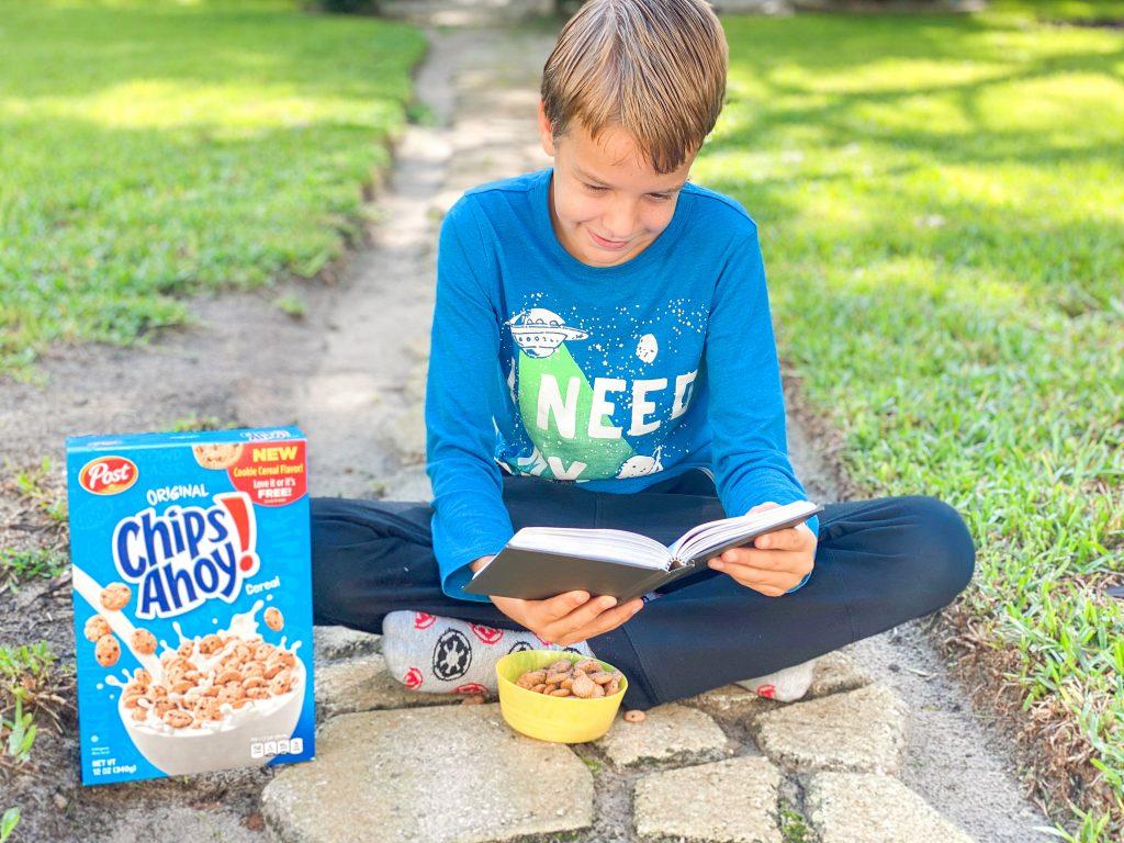 easy snacks for homeschool days