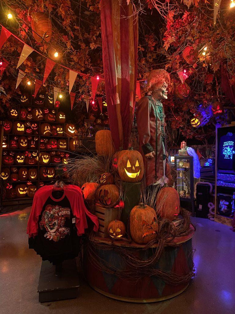 Universal Orlando Halloween tribute store