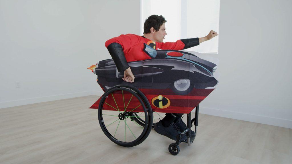 Disney Halloween adaptive costumes