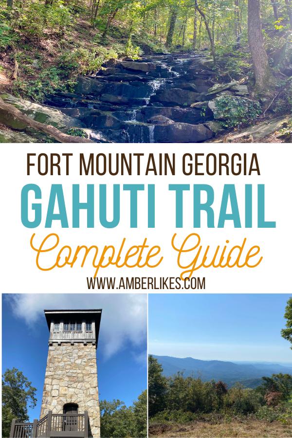 Gahuti Trail overview