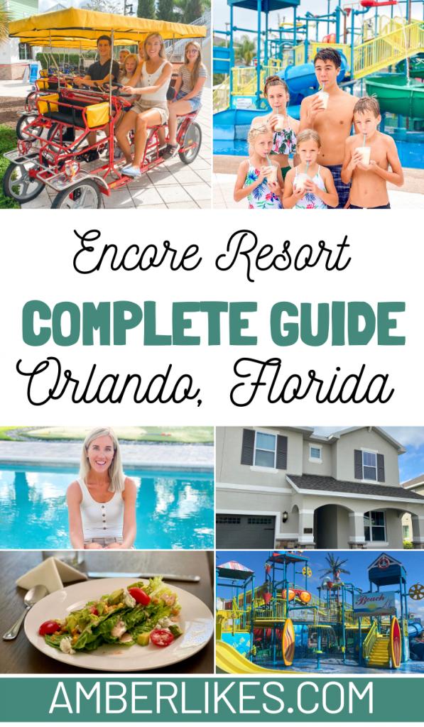 Encore Resort at Reunion Orlando