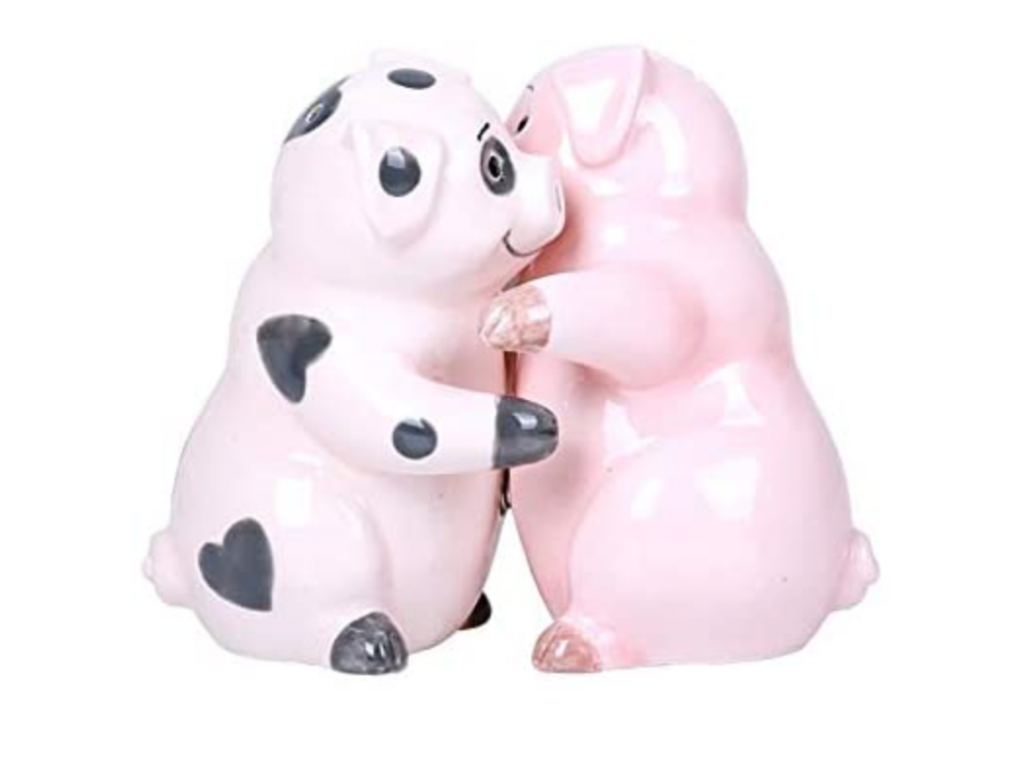 unique salt and pepper shakers