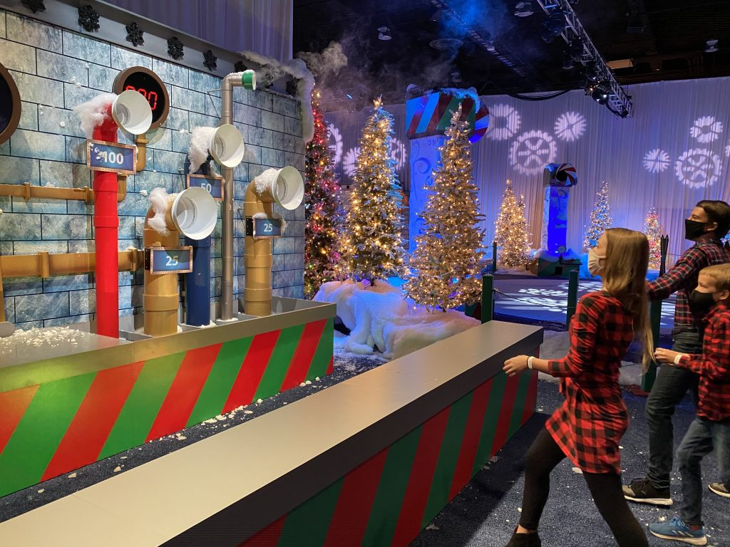 Snow Factory at Gaylord Palms