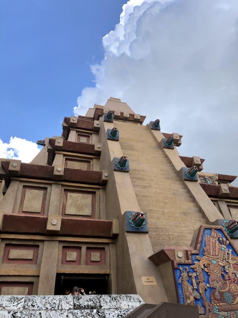 Mexico Pavilion Epcot